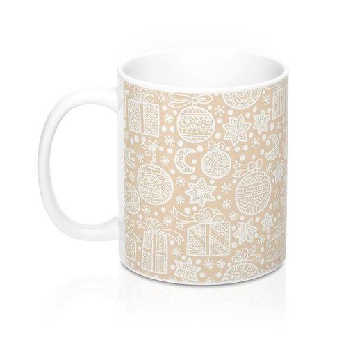 Basic Christmas Mug 1 (#91)