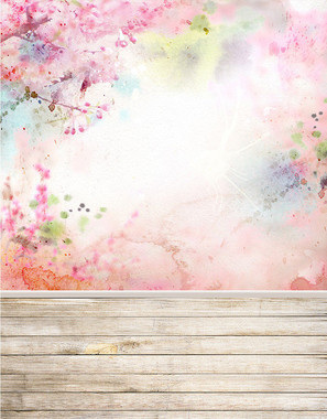 3x5ft Fantasy Pink Wall