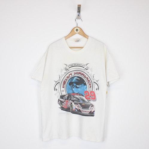 Vintage 2006 Kevin Harvick Nascar T-Shirt XL