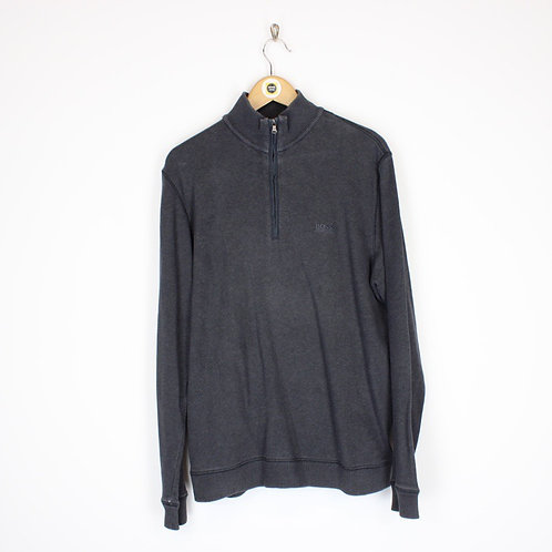 Vintage Hugo Boss Sweatshirt Large