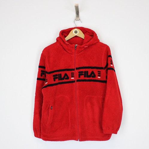Vintage Fila Fleece Medium