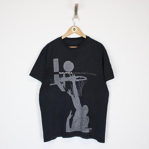 Vintage Nautica Competition T-Shirt XL