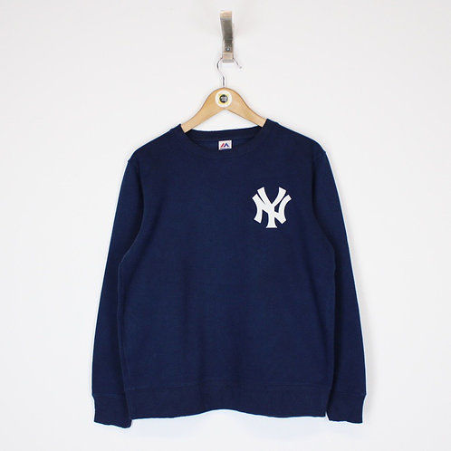 Vintage Yankees MLB Sweatshirt Small