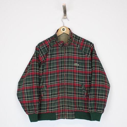 Vintage Lacoste Reversible Jacket Large