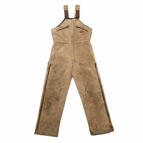 Vintage Dickies Workwear Dungarees Medium