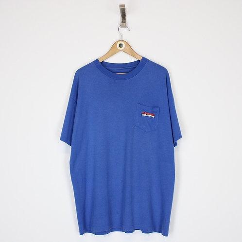 Vintage Marlboro Adventure T-Shirt XL