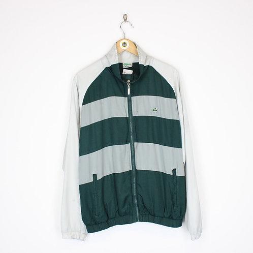 Vintage Lacoste Track Jacket Medium