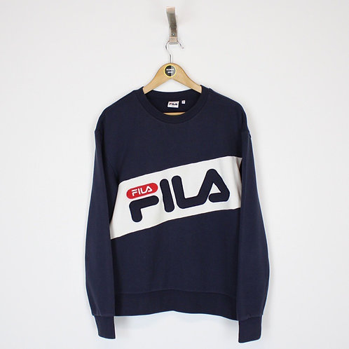 Vintage Fila Sweatshirt Small