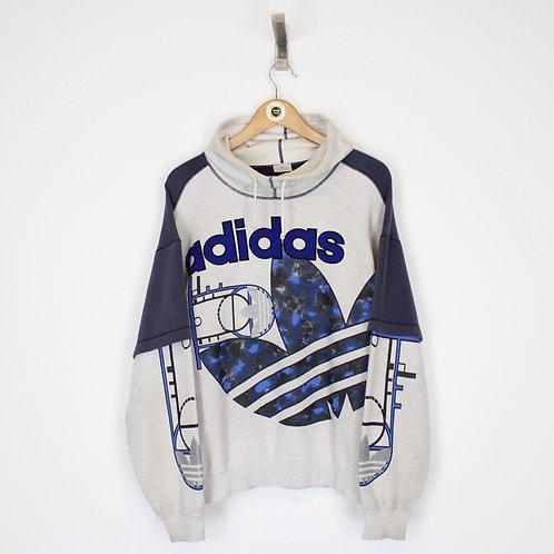 Vintage Adidas Hoodie Small