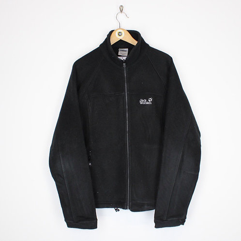 Vintage Jack Wolfskin Fleece XL