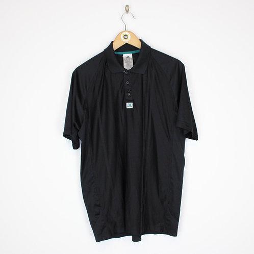 Vintage Adidas Equipment Polo Shirt Large