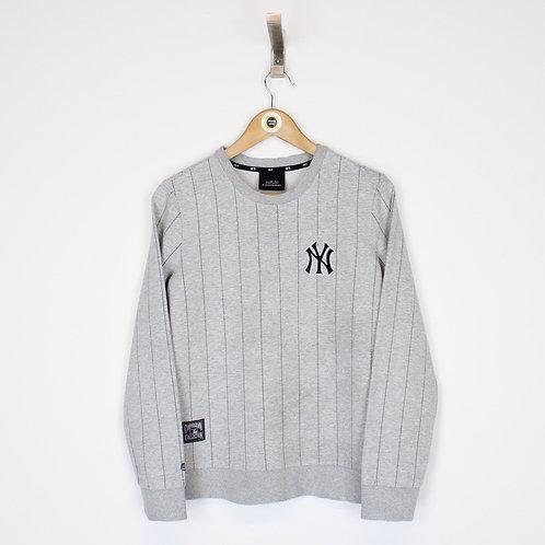 Vintage MLB NY Yankees Sweatshirt Small