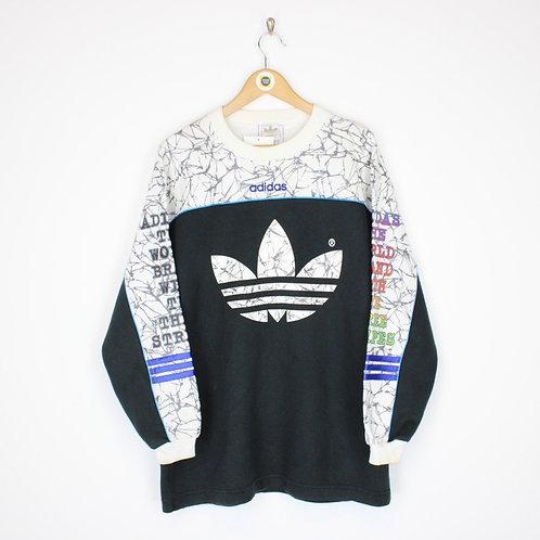 Rare Vintage Adidas Sweatshirt Large