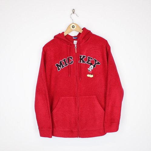 Vintage Disney Fleece Hoodie XL