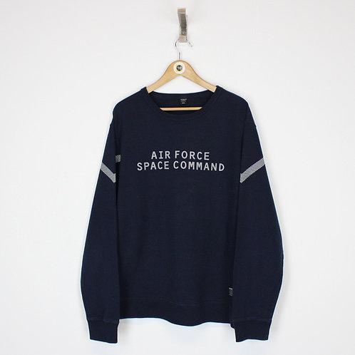 Vintage Avirex Sweatshirt XL