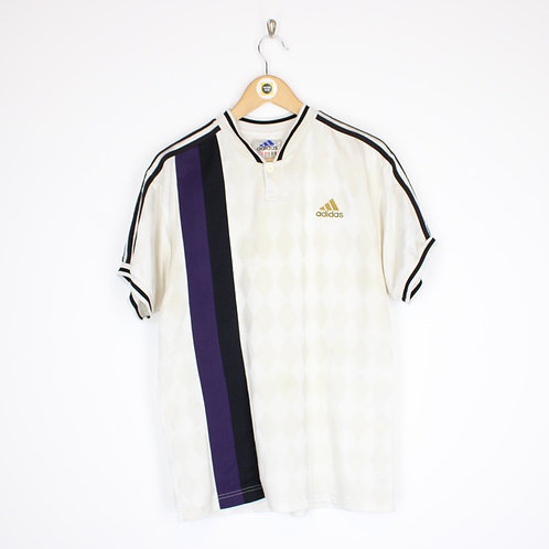Vintage Adidas Football Shirt Small