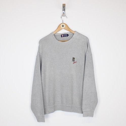 Vintage Chaps Ralph Lauren Sweatshirt Medium