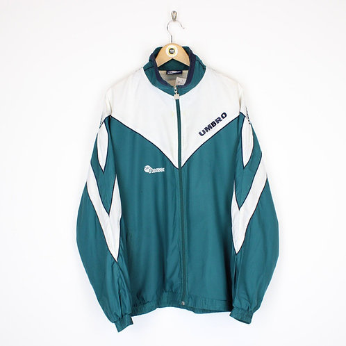 Vintage Umbro Shell Jacket XXL