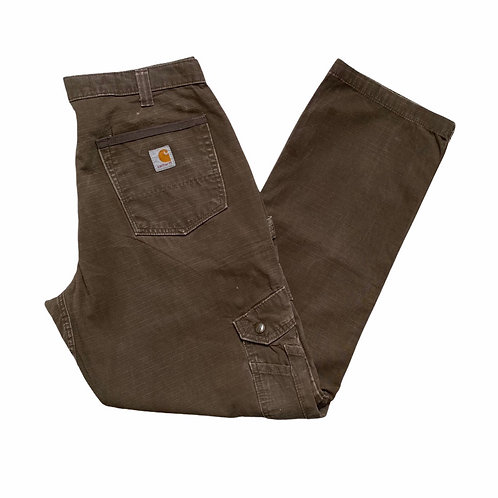 Vintage Carhartt Double Knee Workwear Trousers Large