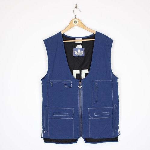 Vintage Adidas Tactical Vest Medium