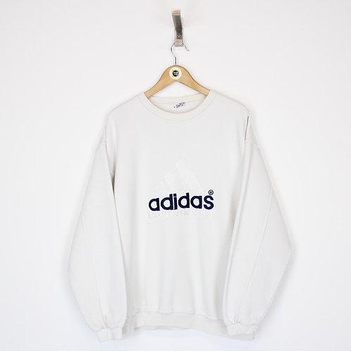 Vintage Adidas Equipment Sweatshirt Large
