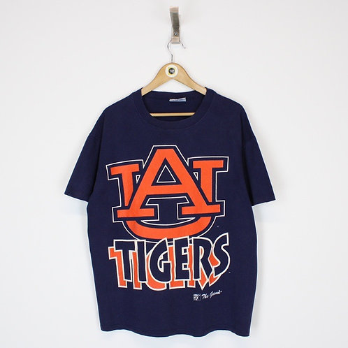 Vintage Auburn Tigers NFL T-Shirt Large