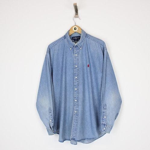 Vintage Polo Ralph Lauren Shirt XL