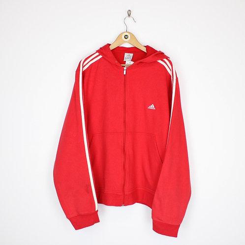 Vintage Adidas Hoodie XXL