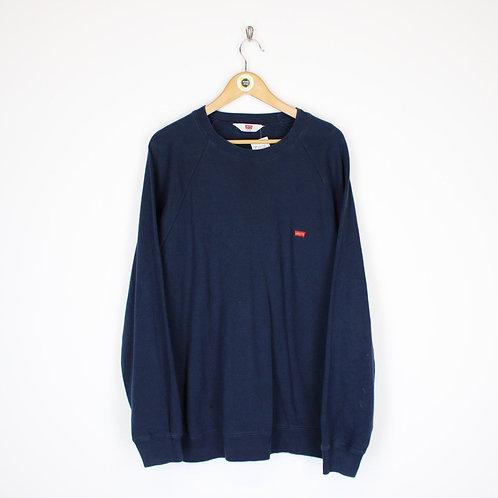 Vintage Levis Sweatshirt Large