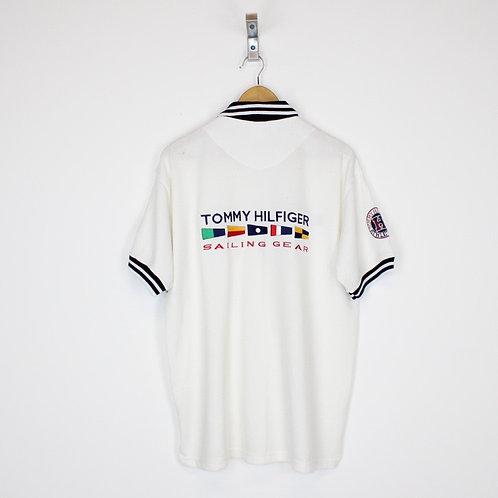 Vintage Tommy Hilfiger Polo Shirt XL
