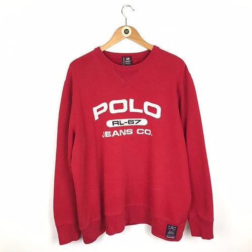 Vintage Ralph Lauren Sweatshirt Large