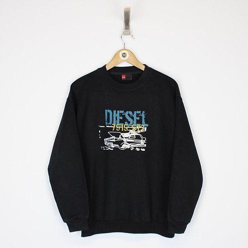 Vintage Diesel Sweatshirt Small