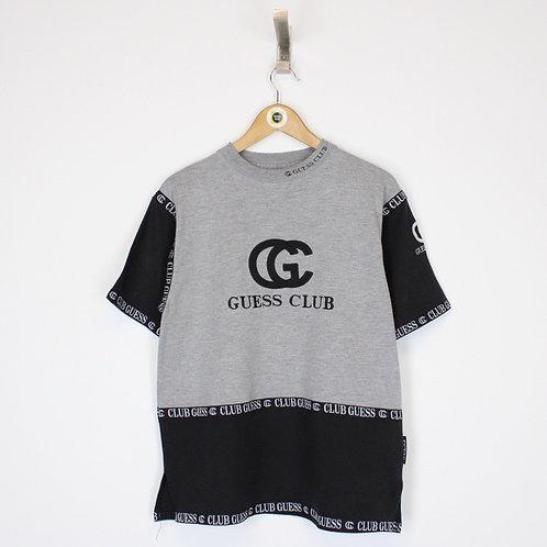 Vintage Guess Club T-Shirt Small