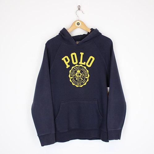 Vintage Polo Ralph Lauren Hoodie Medium