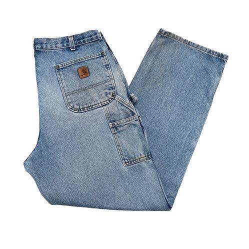 Vintage Carhartt Double Knee Workwear Jeans XL
