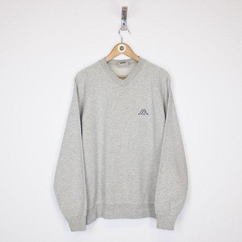 Vintage Kappa Sweatshirt Large