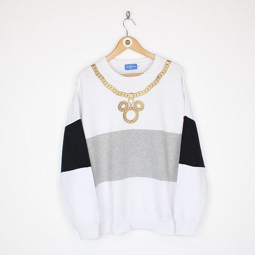 Vintage Disney Tokyo Sweatshirt Medium