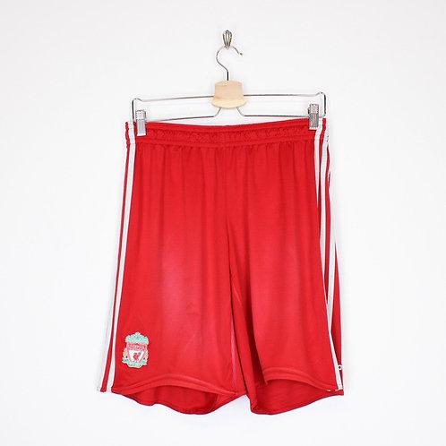 Vintage Adidas Liverpool Shorts Small