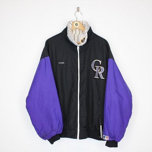 Vintage Columbia Colorado Rockies MLB Jacket XL