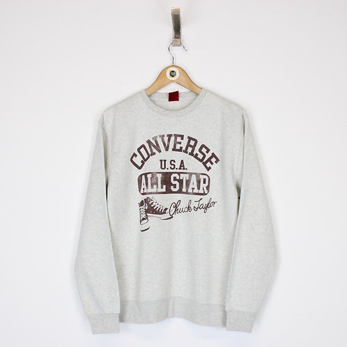 Vintage Converse Sweatshirt Medium