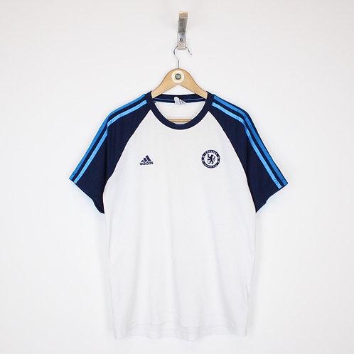 Vintage Adidas Chelsea FC T-Shirt Medium