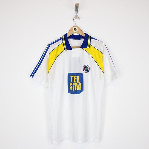 Vintage 2000/01 Fenerbahce Shirt Large