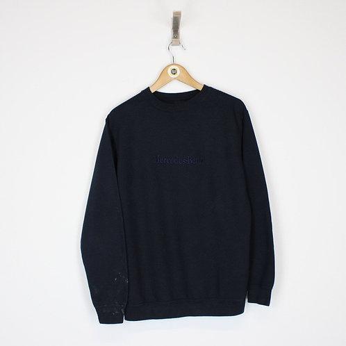 Vintage Mercedes Benz Sweatshirt Small