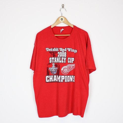 Vintage 2008 NHL T-Shirt XL