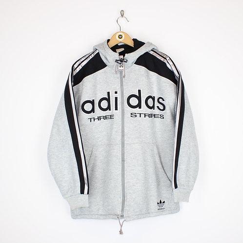 Vintage 80's Adidas Hoodie XL