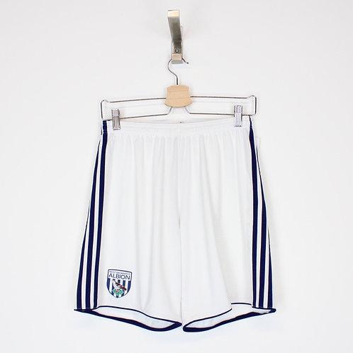 Vintage Adidas West Brom Shorts Medium