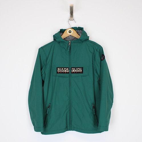 Vintage Napapijri Jacket Small
