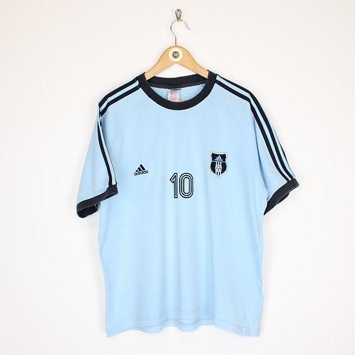 Vintage Adidas Football T-Shirt XL