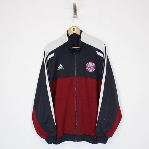 Vintage Adidas Bayern Munich Track Jacket XL
