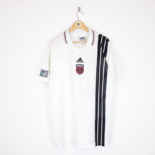 Vintage DC United 1998/99 Football Shirt XL